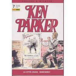 Ken Parker nr. 07/2003- La città calda, Ranchero! (ottimo)