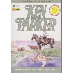 Ken Parker nr. 08/ 2003- Uomini, bestie ed eroi, Butch l'implacabile (ottimo)