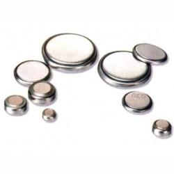 Blister 10 Batterie a bottone ALCALINE 1,5 V LR43 LR1142 386 AG12