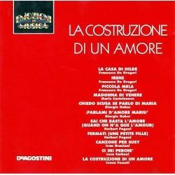 CD EMOZIONI IN MUSICA (De Agostini IT 9127/28) - LA COSTRUZIONE DI UN AMORE