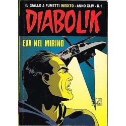DIABOLIK (2005) Nr. 1 - Eva nel mirino