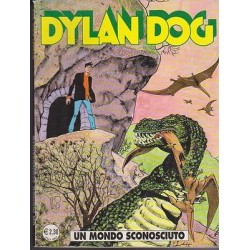 DYLAN DOG NR.208 (2004) UN MONDO SCONOSCIUTO, (Ottimo)