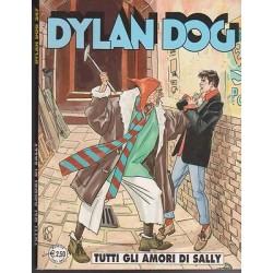 DYLAN DOG NR.247 (2007) TUTTI GLI AMORI DI SALLY, (Ottimo)