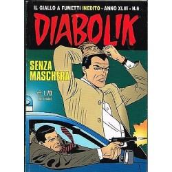 DIABOLIK (2004) Nr. 6 - Senza maschera