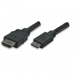Cavo High Speed Mini HDMI a HDMI Maschio/Maschio Nero, 1,8 m