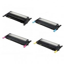 Kit 4 TONER Compatibile Samsung CLT-K4092 (CLP-310/CLP-320)