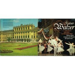 Strauss: Robert Stolz, Wiener Symphoniker - Kaiserwalzer Berühmte Melodien (2 LP)