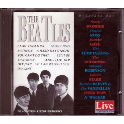 CD VARIOUS ARTISTS -  The Beatles (1992)