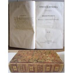 Enciclopedia Italiana e Dizionario della conversazione, Vol. 3 (AS-BA) - 1839