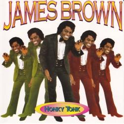 CD JAMES BROWN - HONKY TONK (1995)