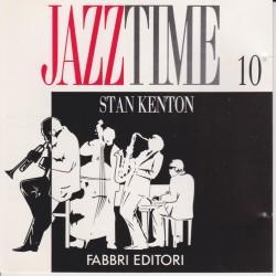CD JAZZ TIME -  STAN KENTON (1989)