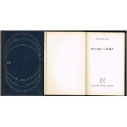 William Riley Burnett, Piccolo Cesare (1972) Club Degli Editori