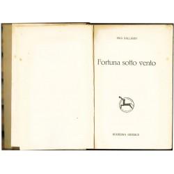 Pina Ballario, Fortuna sottovento (1931) ed. Hodierna