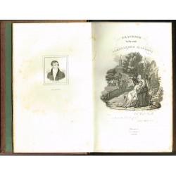 Teatro Tragico Italiano vol. 2 (1832), con illustrazioni