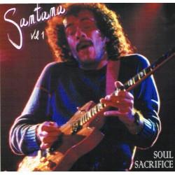 CD Santana -  Soul Sacrifice … vol. 1 (2000)