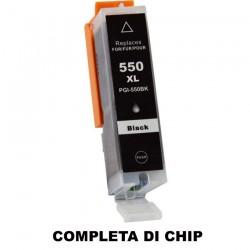 CARTUCCIA COMPATIBILE CANON PGI-550BK XL NERO