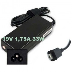 Alimentatore caricabatteria x NOTEBOOK ASUS 19V 1,75A 33W spinotto Micro tips