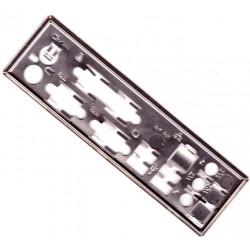 Mascherina scheda madre MSI K8MM-V  I/O shield Mother board