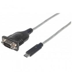 Convertitore USB-C a Seriale 45cm Prolific PL2303RA