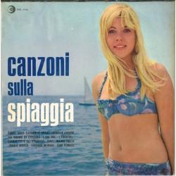 SOLO COPERTINA SENZA DISCO - CANZONI SULLA SPIAGGIA (1965)