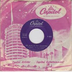 45 giri Nelson Riddle - De guello (No Quarter)OST Rio Bravo (Un dollaro d'onore)