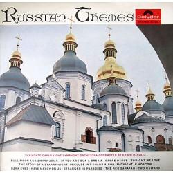 Erwin Halletz, Monte Carlo Light Symphony Orchestra - Russian Themes
