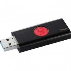 MEMORIA FLASH PEN DRIVE DATA TRAVELER USB 3.1/3.0/2.0  32GB KINGSTON DT106/16GB