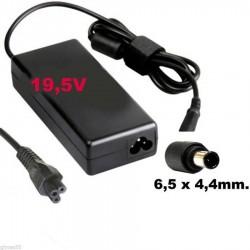 Alimentatore caricabatteria x Notebook SONY 19,5V fino a 4,7A 90W 6,0x4,4mm