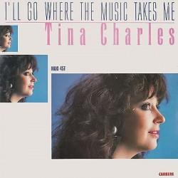 "TINA CHARLES - I'll go where the music takes me / Love Bug (ITA 1988 CARRERE) CAR 72515 Maxi-Single 12"" 45 giri"