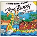"""Jive Bunny And The Mastermixers - That's What I Like (EU 1989) 12"""" 45 Giri"""