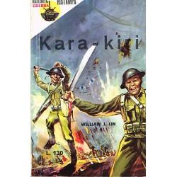 Racconti di guerra Nr.26 - Kara-Kiri,William J. Lin - 1962
