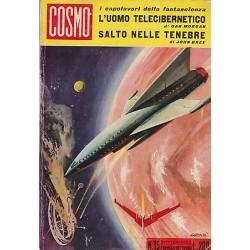 Cosmo, i capolavori, nr.15 - L'uomo telecibernetico / Salto nelle tenebre-1963