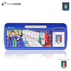 Tastiera USB Nazionale Italiana Calcio