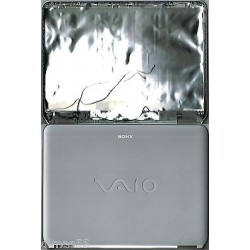 Sony VAIO VGN-NR31S PCG-7121M Back Rear Case Lid LCD SCREEN Cover display