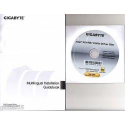 DRIVER CD + MANUALE GIGABYTE GA-H61M-S1