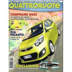 Quattroruote 667-2011 Chevrolet Orlando 2.0 Diesel-Great Wall Hover 5 Sport