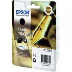 CARTUCCIA ORIGINALE EPSON T1631 NERO 16 XL (PENNA/CRUCIVERBA) C13T16314010