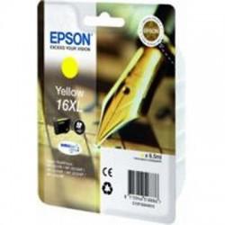 CARTUCCIA ORIGINALE EPSON T1634 GIALLO16 XL (PENNA/CRUCIVERBA) C13T16344010