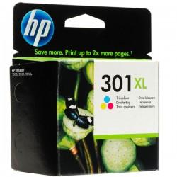 CARTUCCIA ORIGINALE HP 301 XL COLORE CH564EE 330 pagine