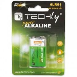Batteria Super Alcalina 9 V 6LR61