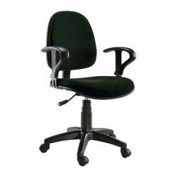 Sedia poltroncina dattilo  per ufficio casa scrivania Easy Colore Grigio Scuro