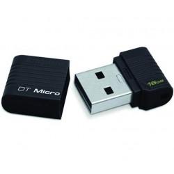 MEMORIA FLASH PEN DRIVE MICRO DATA TRAVELER USB 2.0 16GB KINGSTON DTMCK/16GB