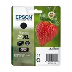 CARTUCCIA ORIGINALE EPSON T2991 NERO 29 XL Fragola C13T29914010 470PG.