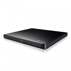 MASTERIZZATORE ESTERNO USB LG MULTI DVD 24x8x M-DISC DVD±R/DL RETAIL Black