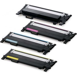 Kit 4 TONER Compatibili Samsung CLT-406 (CLP-360/CLP-365)