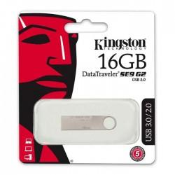 MEMORIA FLASH PEN DRIVE DATA TRAVELER USB 3.0 16GB KINGSTON DTSE9G2/16GB
