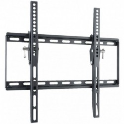 "STAFFA A MURO INCLINABILE PER TV LED/LCD DA 23"" A 55'' VESA 400X400 NERO"