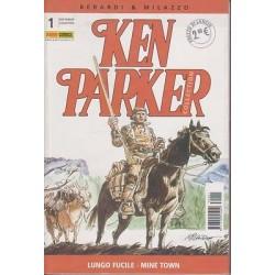 Ken Parker nr. 01/2003- Lungo Fucile, Mine Town (ottimo)