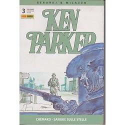 Ken Parker nr. 03/2003- Chemako, Sangue sulle stelle (ottimo)
