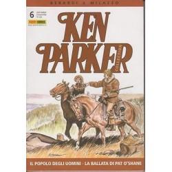 Ken Parker nr. 06/2003- Il popolo degli uomini, La ballata di pat o'shane (ottimo)